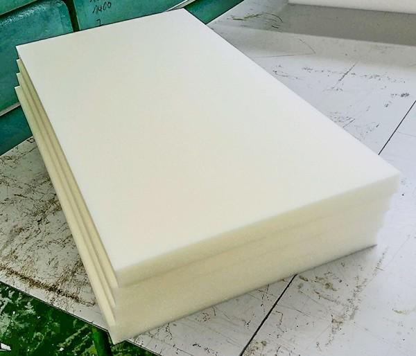 Schaumstoffrest aus PUR Schaumstoff 25x40x4cm kaufen