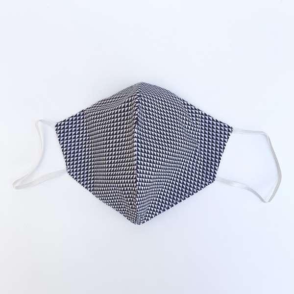 Nase-Mund-Abdeckung M001 schwarz-weiß  #Gesichtsmaske #Nasenmaske #Mundschutz #Mund-Nase-Abdeckung
