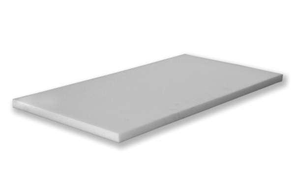 Basotect ® Platte 118x58x4cm Schallabsorber weißgrau