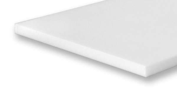 Basotect ® Platte 58x58x6cm Schallabsorber weiß