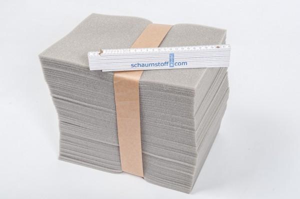 Schaumstoff Platten Set 50 stk je 21x29,5x0,5cm DIN A4