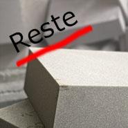 schaumstoff sonderposten restposten g nstig kaufen z b basotect. Black Bedroom Furniture Sets. Home Design Ideas